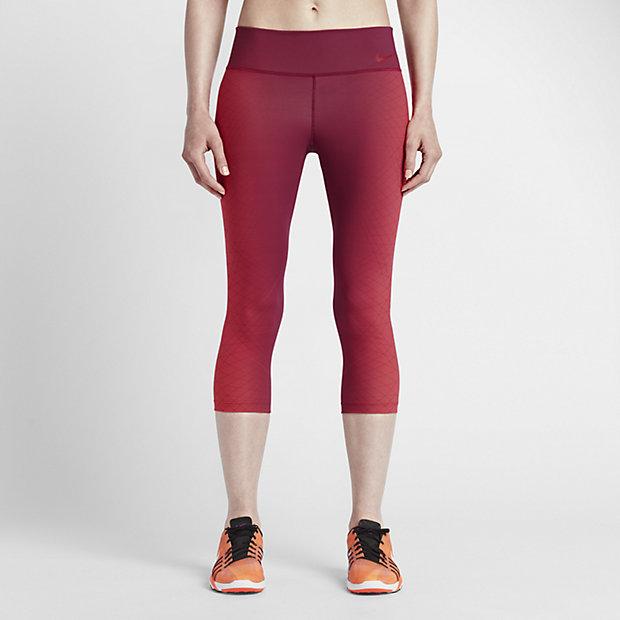 Low Resolution Nike Power Legendary 女子印花中腰训练七分裤