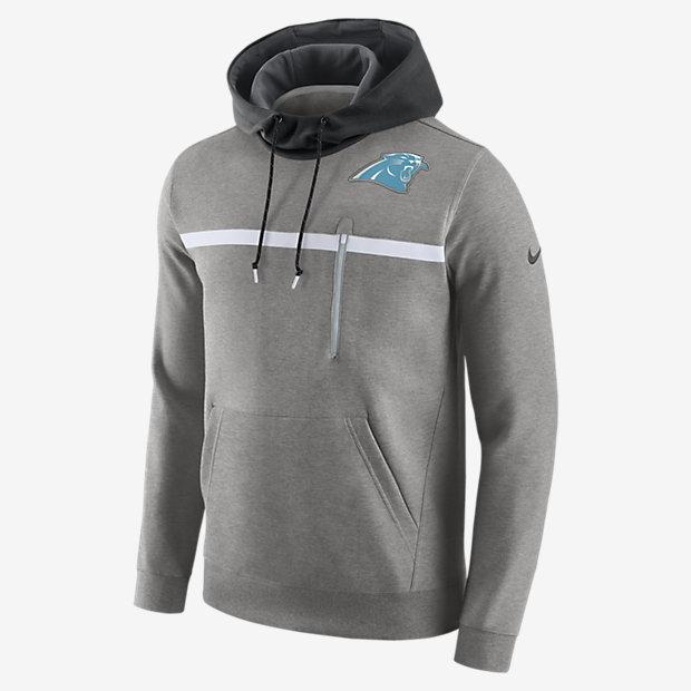 Nike Championship Drive Sweatshirt (NFL Panthers) Men's Hoodie