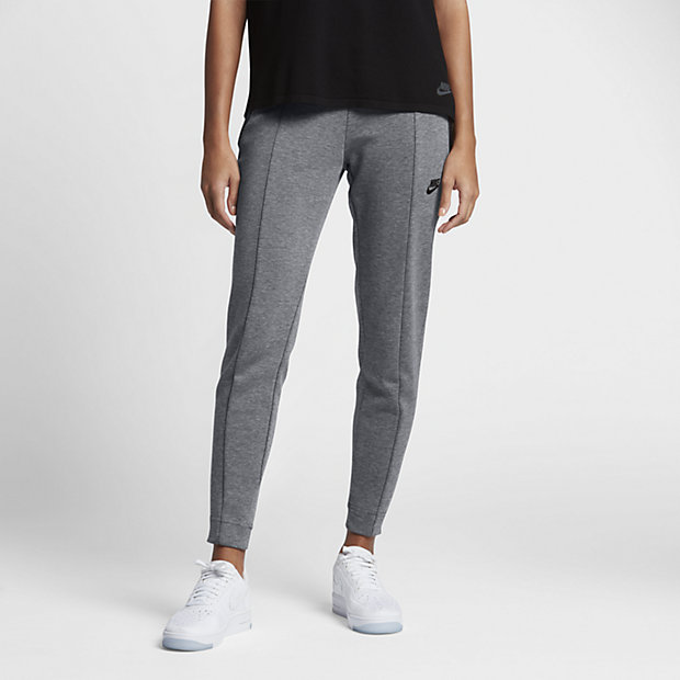 Excellent Nike Tech Fleece Pant Womens BlackBlack  Hype DC