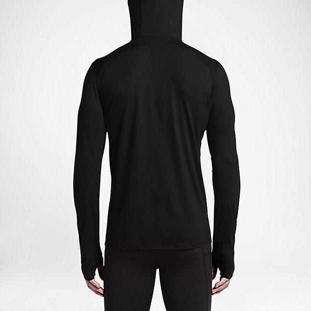 nike dry herren lauf hoodie at. Black Bedroom Furniture Sets. Home Design Ideas