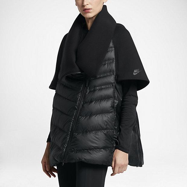 Low Resolution Nike Sportswear Tech Fleece AeroLoft 女子全长拉链羽绒外套
