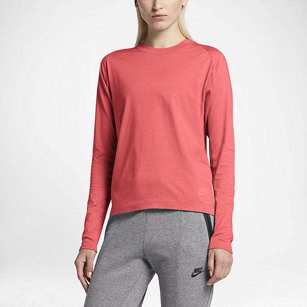 Low Resolution Nike Sportswear Bonded 女子长袖上衣