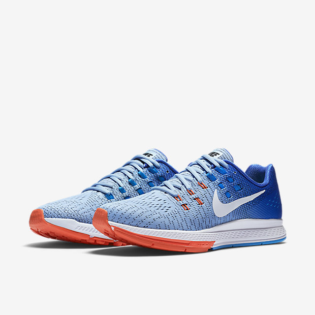 nike air zoom structure blu