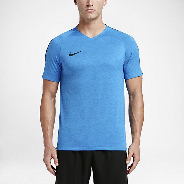 Nike Dry Squad Kurzarm Fußballoberteil für Herren