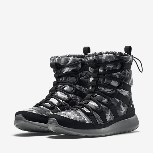 watch 5aade cfe99 ... coupon for low resolution nike roshe one hi print sneakerboot 25583  7bc55