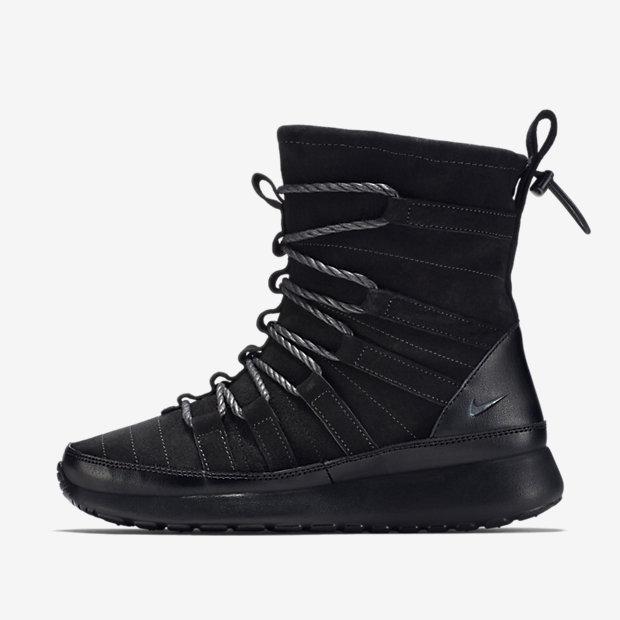 Nike Roshe One Hi Suede SneakerBoot 女