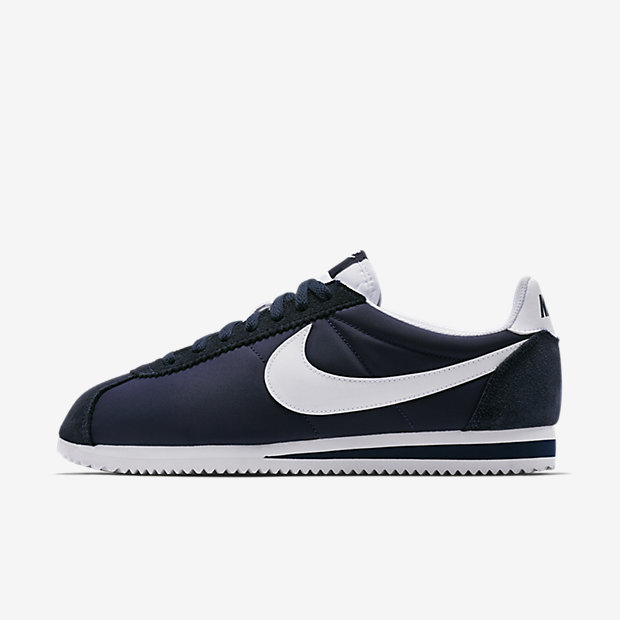 chaussures nike cortez nylon