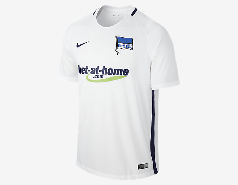 2016/17 Hertha BSC Berlin Stadium Away