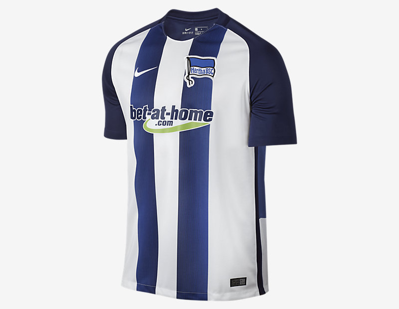 2016/17 Hertha BSC Berlin Stadium Home