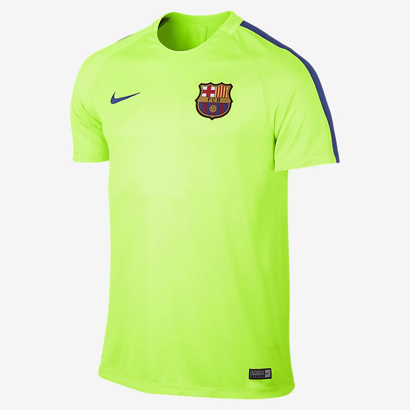 FC Barcelona Dry Squad