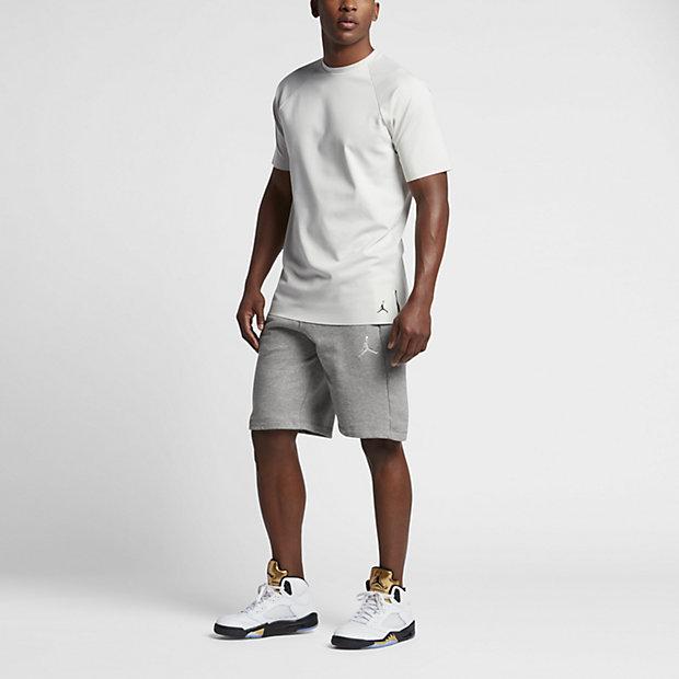 ... Jordan Flight Lite French Terry Men's Shorts