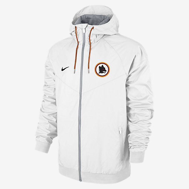 Low Resolution Chamarra/jacket para hombre A.S. Roma Authentic Windrunner