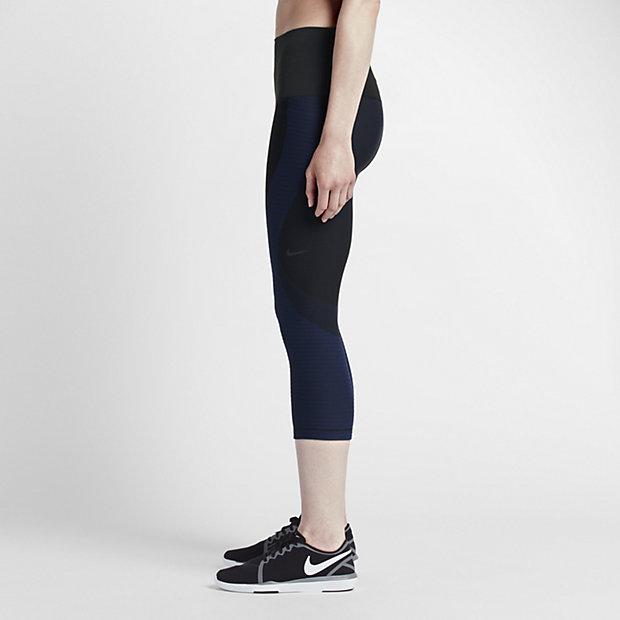 Low Resolution Nike Zoned Sculpt Women's Training Capris ...