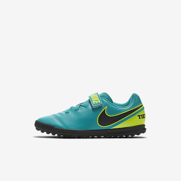 Low Resolution Nike JR Tiempo Rio III (V) TF 传奇系列儿童人造场地足球童鞋