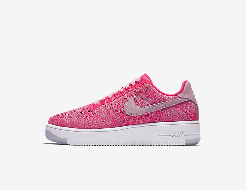 Image of Nike Air Force 1 Flyknit Low