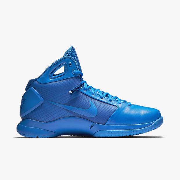 nike id hyperdunk basketball shoes with lunarlon