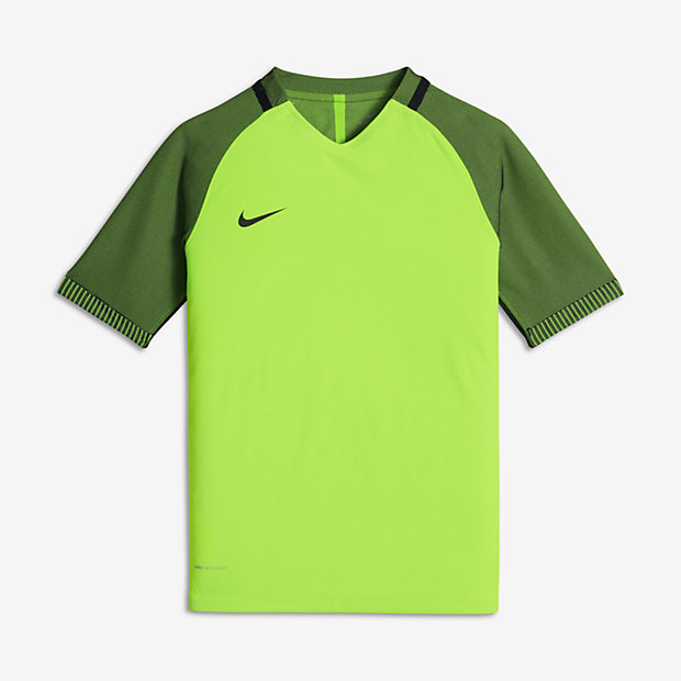 Nike Strike AeroSwift Kids' Short-Sleeve Football Top