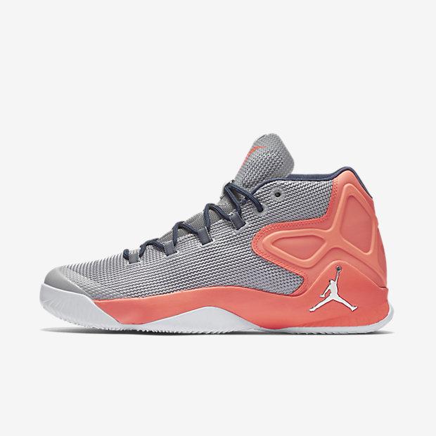 dfaa12c79948f7 official grey orange womens air jordan melo shoes 54319 4f12d