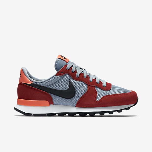 Damen Sneaker Low Nike INTERNATIONALIST Blau