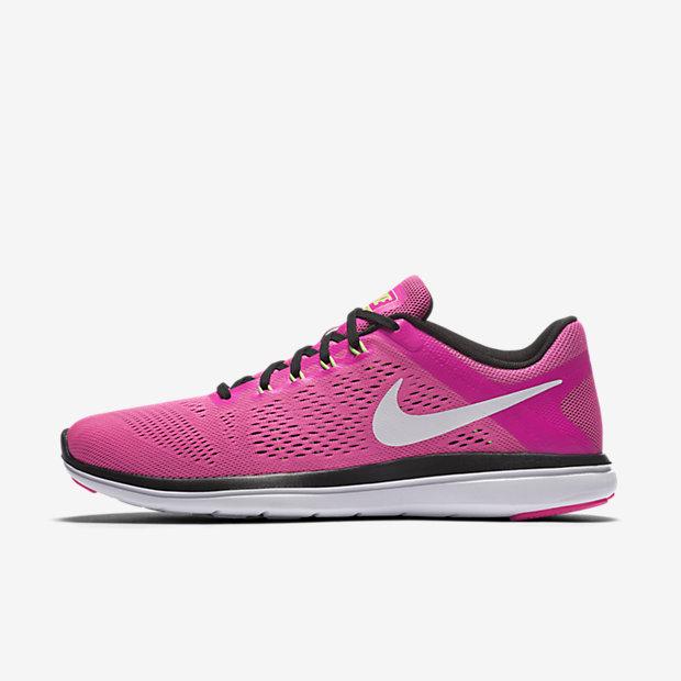 Nike da donna Flex 2016 Rn Scarpe da corsa 830751 600 Scarpe da tennis