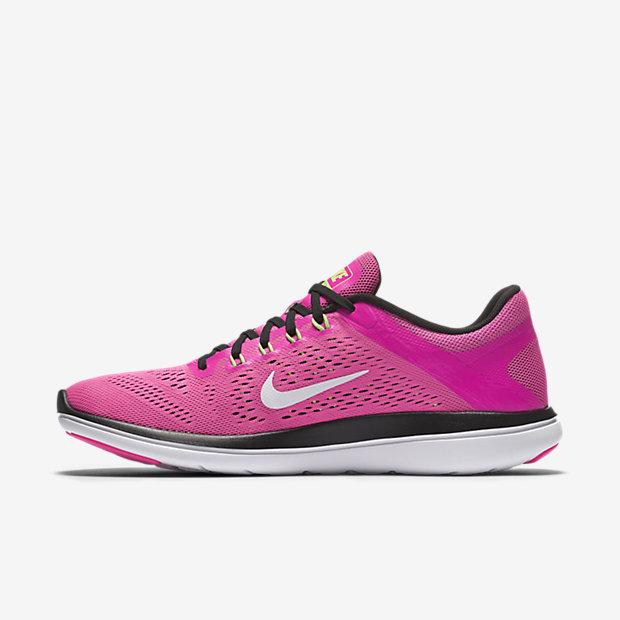 TG. 37.5 Nike Wmns Flex 2016 Rn Scarpe da Corsa Donna