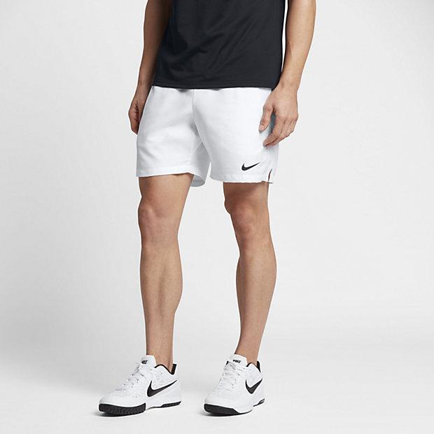 short de tennis nikecourt dri fit 18 cm pour homme fr. Black Bedroom Furniture Sets. Home Design Ideas