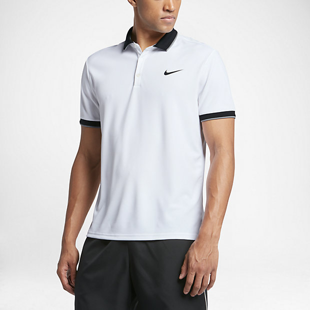 Low Resolution NikeCourt Dri-FIT 男子网球翻领T恤