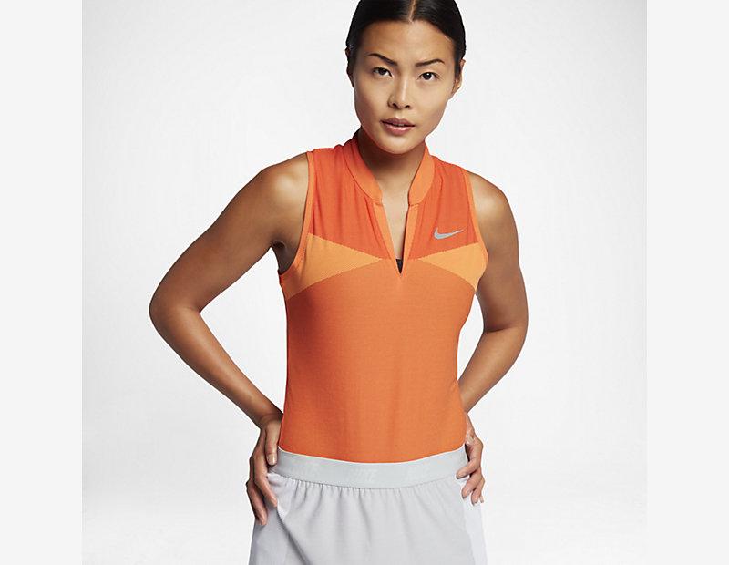 Nike Zonal Cooling Swing Knit Racerback