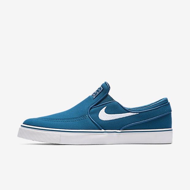 Low Resolution Nike Zoom Stefan Janoski Slip CNVS 男子滑板鞋