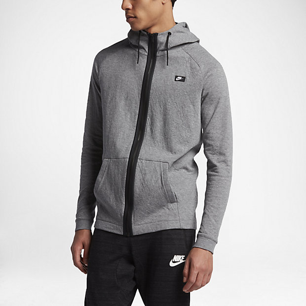 Nike Sportswear Modern Men's Hoodies Black