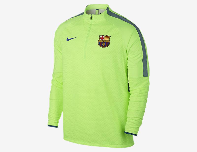 Nike Shield Strike Drill FC Barcelona