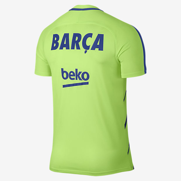 ... FC Barcelona Dry Men's Football Top