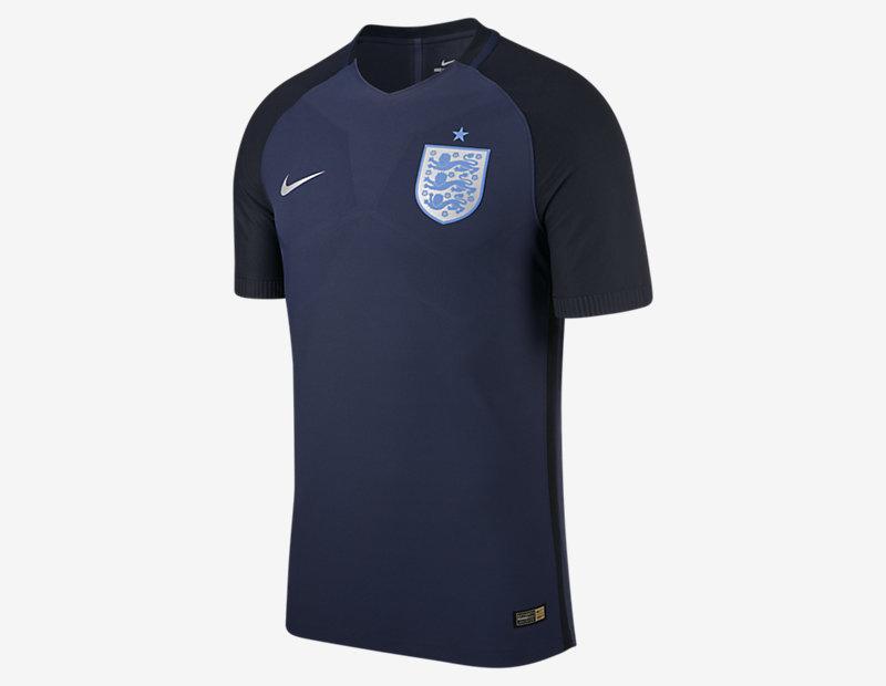 2017 England Vapor Match Away