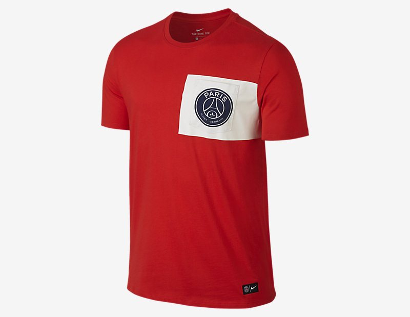 Paris Saint-Germain FC Crest