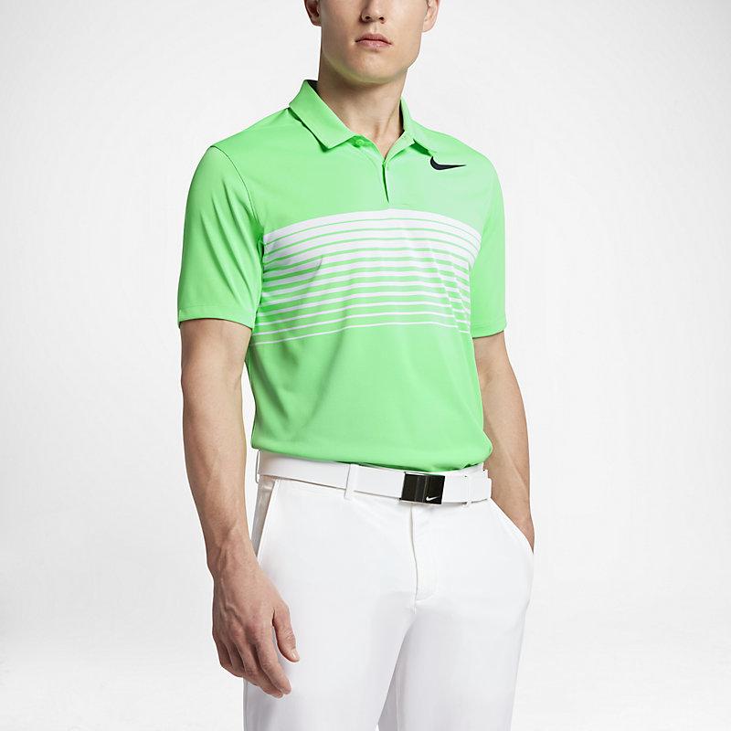 Nike Mobility Speed Stripe Electro Green,Black Male Herre > Klær > Overdeler & T-Skjorter > Poloskjorter S| M| L| XL