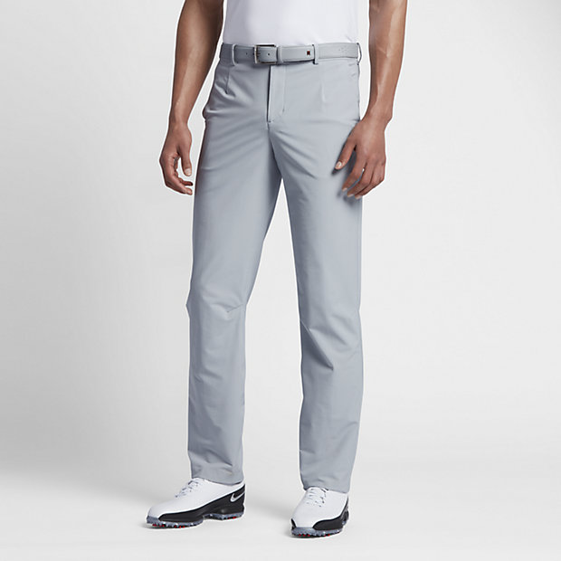 TW Flex Men's Golf Pants Wolf Grey/Black