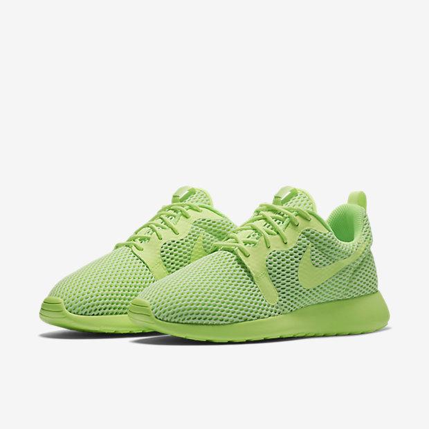 Billig Zahlen Mit Paypal Nike Roshe One Hyper Breathe Damenschuh - Grün Finish Günstig Online uMCeJPe