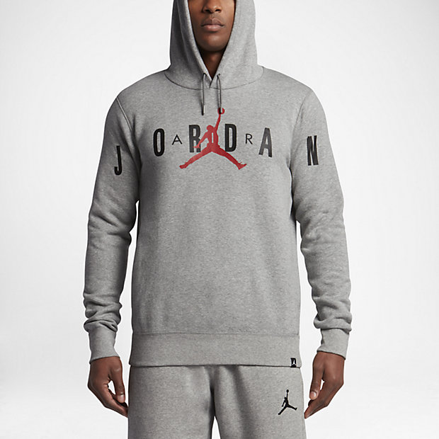 jordan flight fleece graphic pullover herren hoodie at. Black Bedroom Furniture Sets. Home Design Ideas