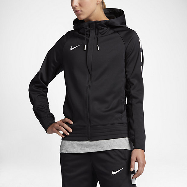 Nike Elite Basketball Therma Hoodie Women's f6wZ7fHq