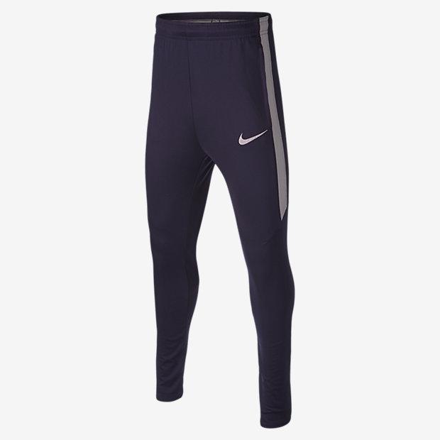Low Resolution Spodnie piłkarskie dla dużych dzieci Nike Dri-FIT Squad