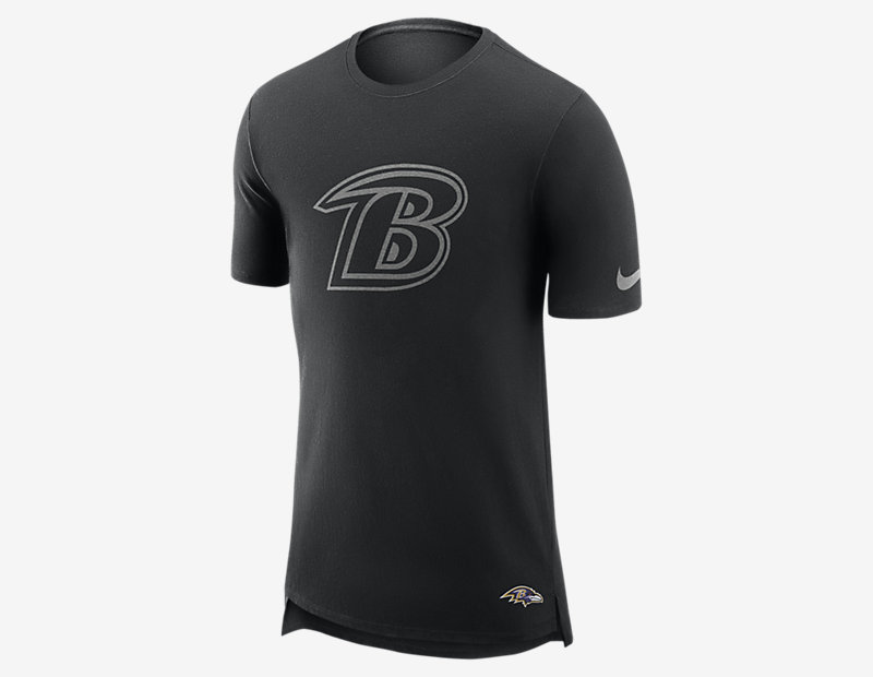 Nike Enzyme Droptail (NFL Ravens)