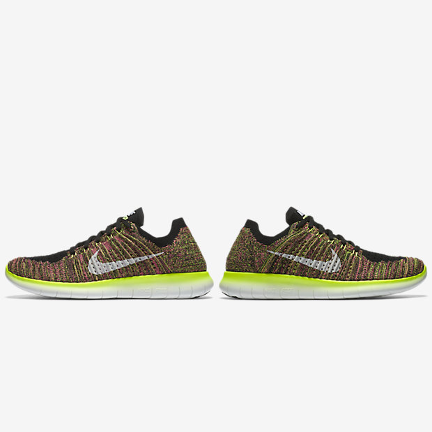 Low Resolution Nike Free RN Flyknit OC 男子跑步鞋