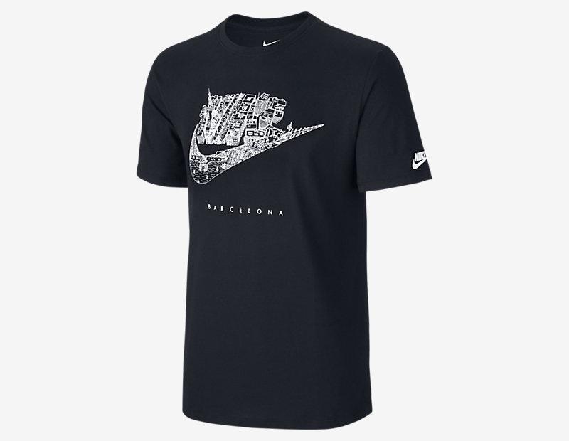 Nike Cityscape (Barcelona)