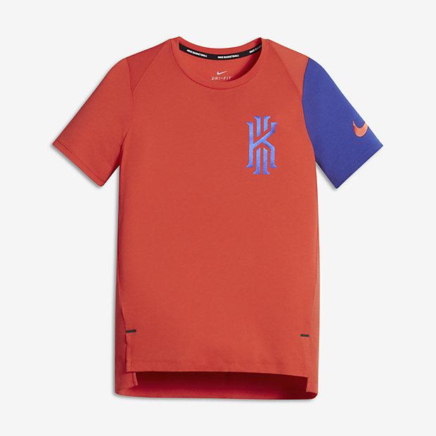 Low Resolution Nike Kyrie 大童(男孩)篮球上衣