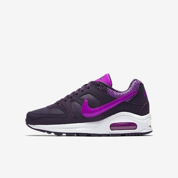 Nike Formateurs De Commande Air Max Violet Minion