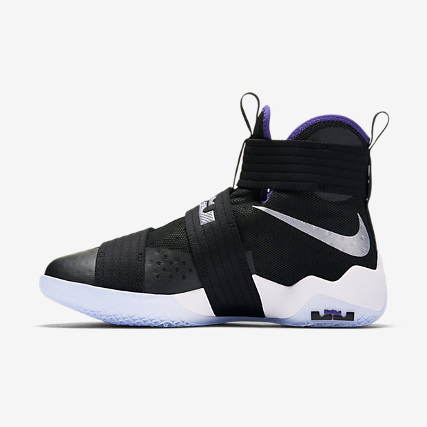 brand new 78bbc 0c649 Nike Zoom LeBron Soldier 10 Men's Basketball Shoe