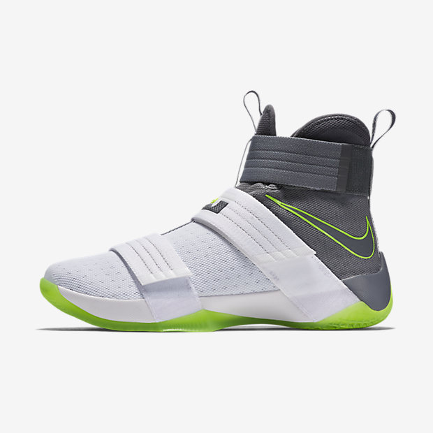 Low Resolution Nike LeBron Soldier 10 SFG EP 男子篮球鞋