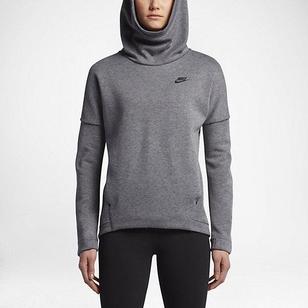 Low Resolution Nike Sportswear Tech Fleece Women's Sweatshirt Hoodie ...