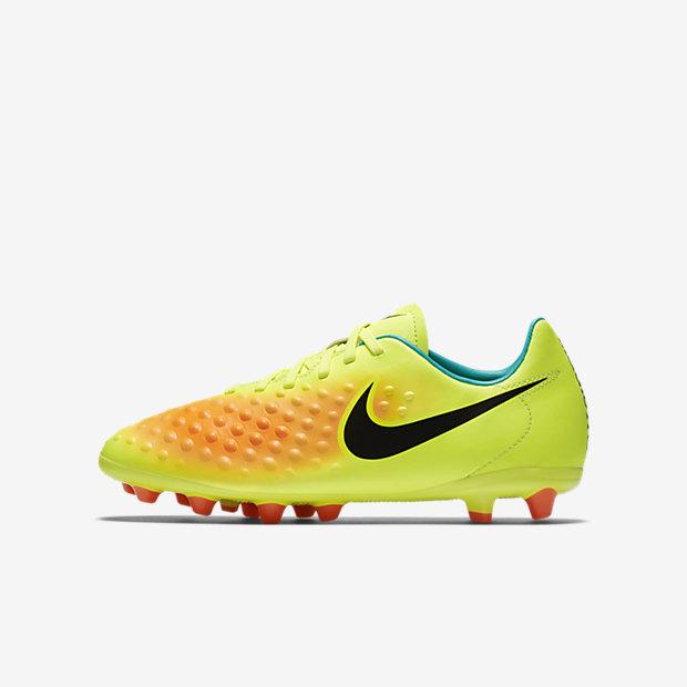 Low Resolution Nike JR Magista Opus II AG-PRO 鬼牌系列幼童/大童人造草地足球童鞋