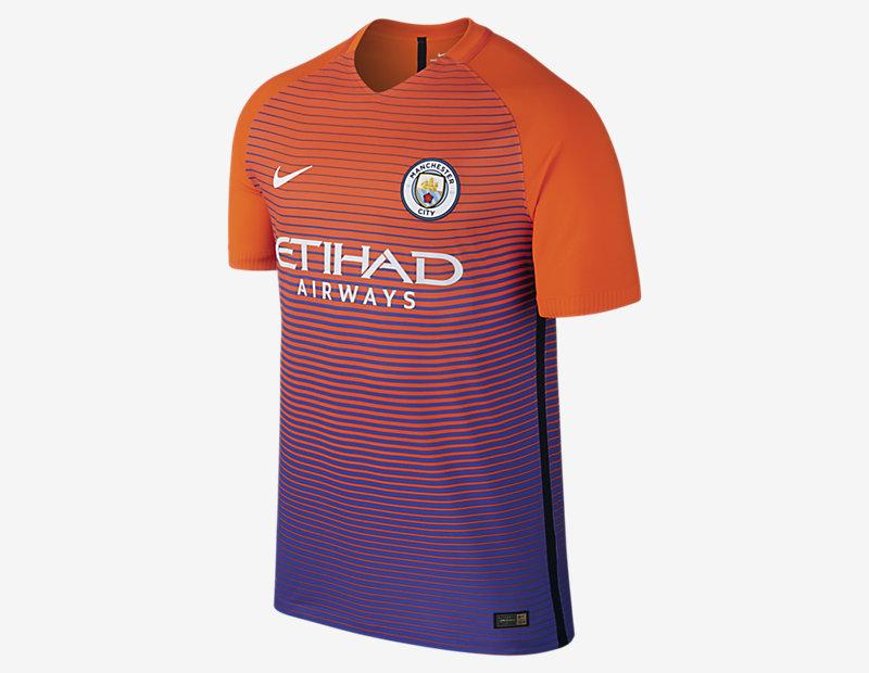 2016/17 Manchester City FC Vapor Match Third